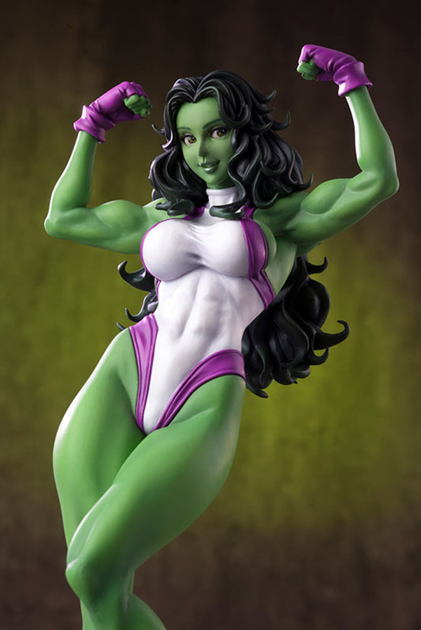 Preview | Kotobukiya: She-Hulk (13)