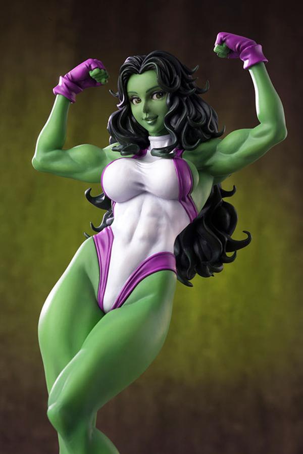 Preview | Kotobukiya: She-Hulk (13)