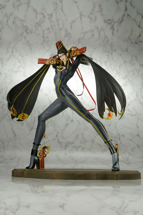 Preview | Flare: Bayonetta (2)