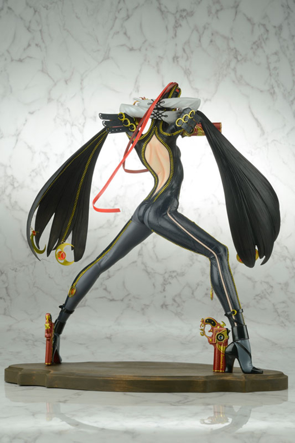 Preview | Flare: Bayonetta (7)