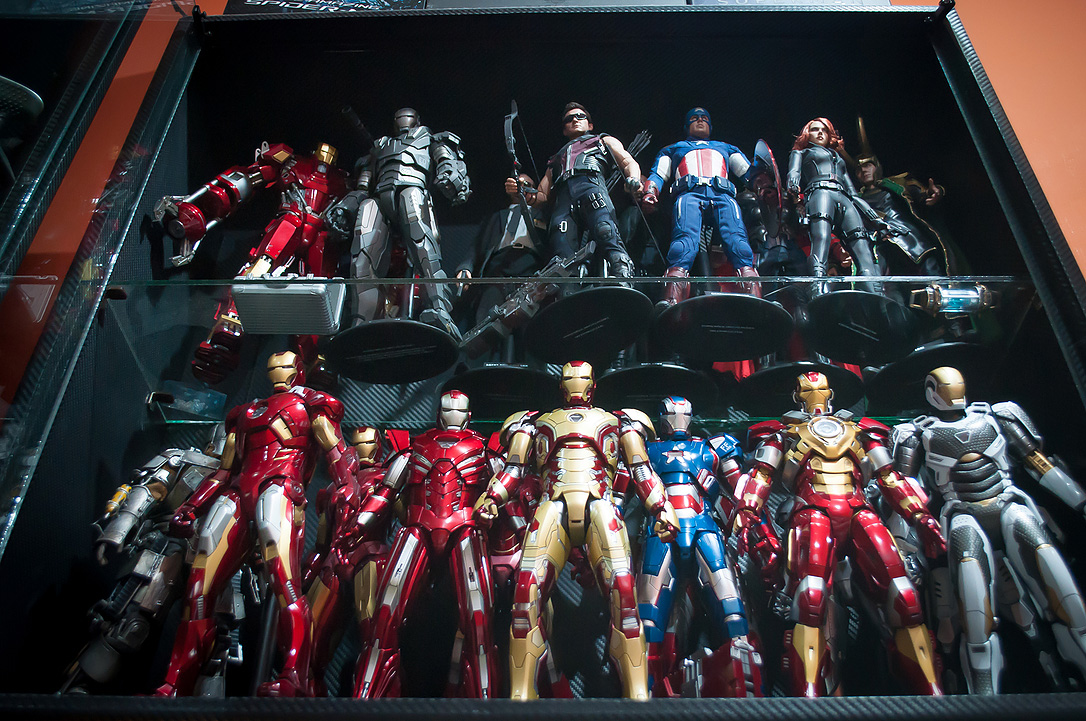 Quick Snap 03: The Iron Man(s) (2)