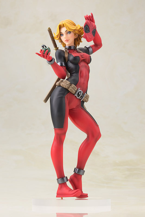 Preview | Kotobukiya: Lady Deadpool (6)