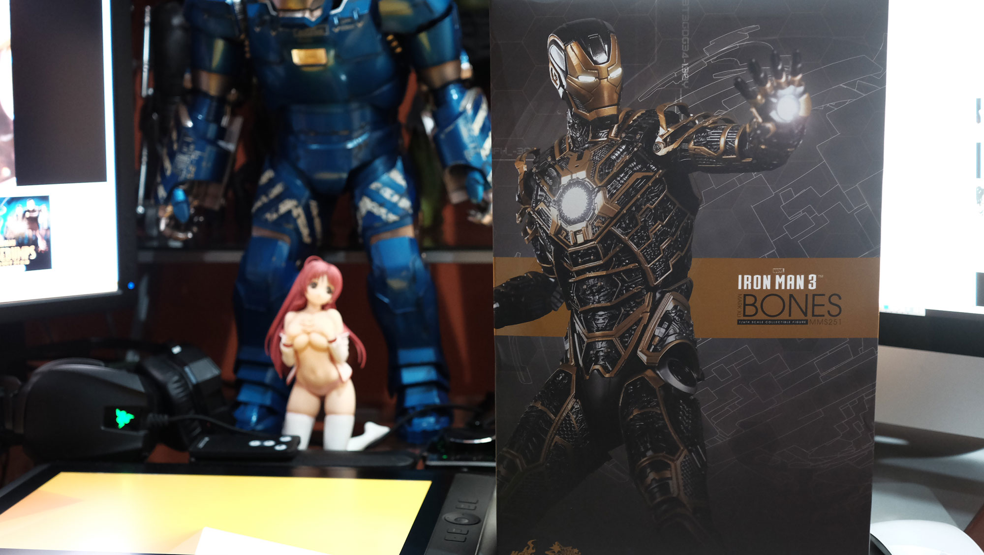 "Loot Report - Iron Man Mark XLI ""Bones"" (2)"