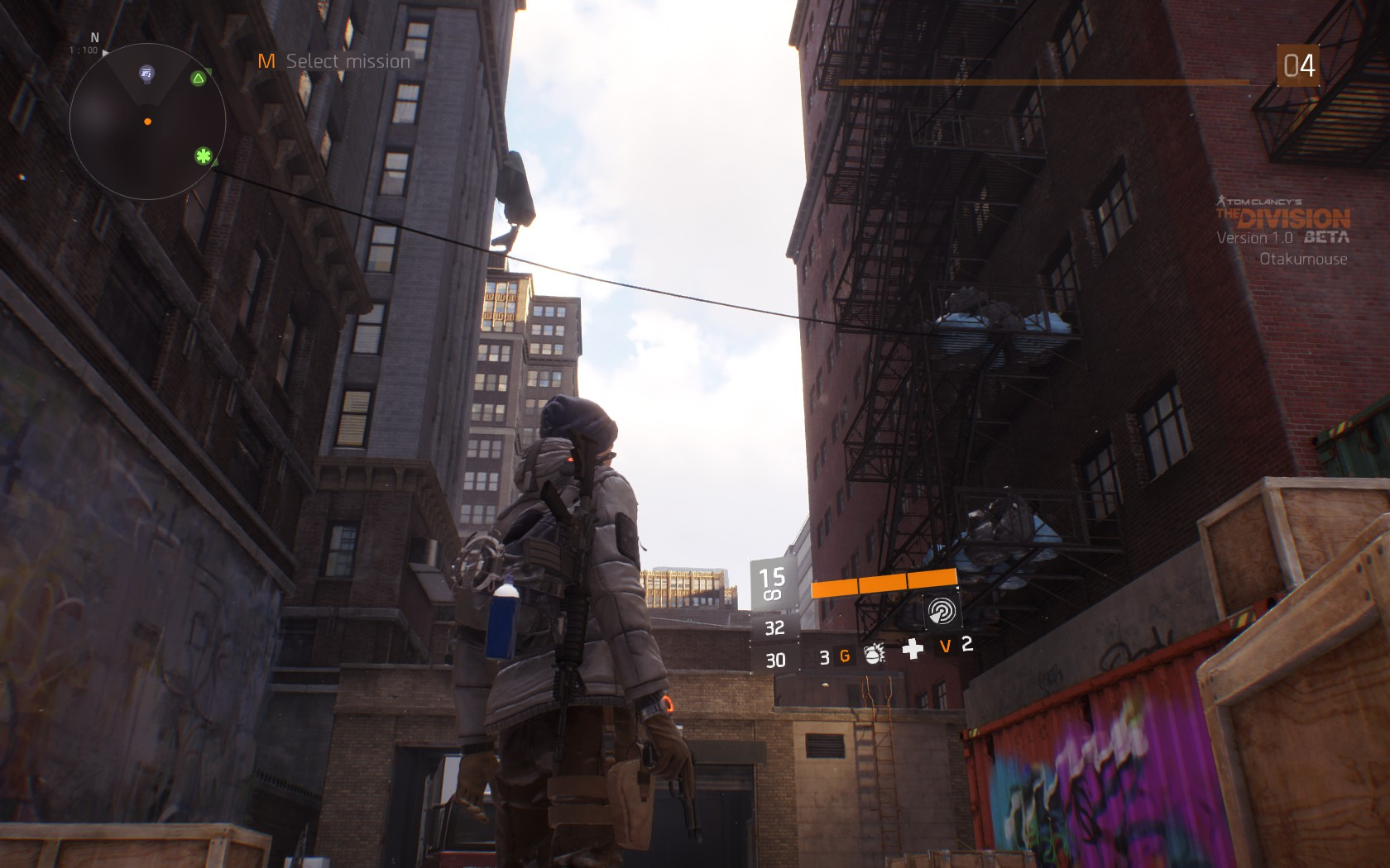 My Experience With The Division Beta (Ultra Settings) (14)
