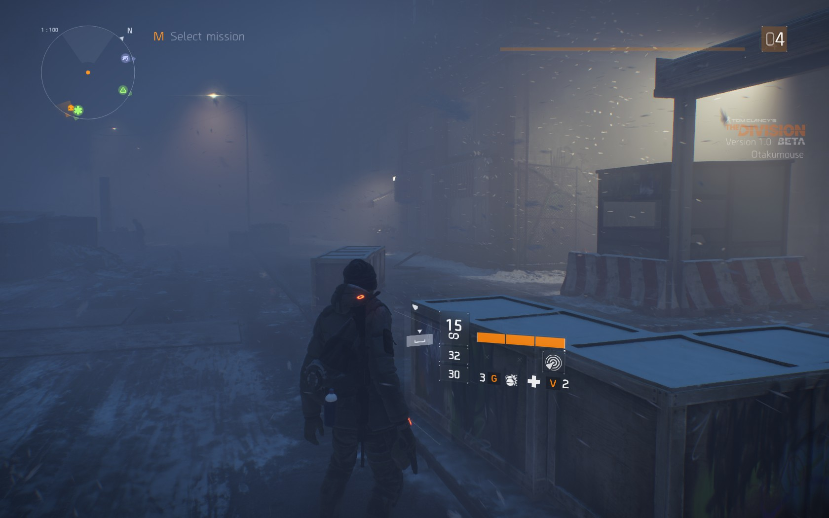 My Experience With The Division Beta (Ultra Settings) (15)
