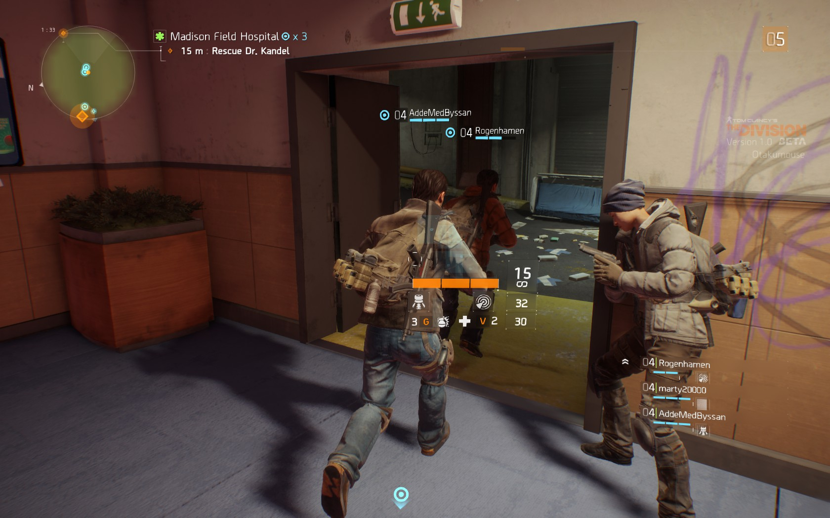 My Experience With The Division Beta (Ultra Settings) (27)