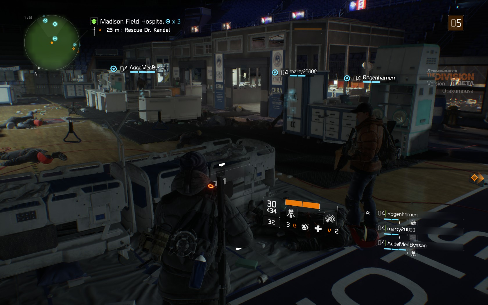 My Experience With The Division Beta (Ultra Settings) (28)