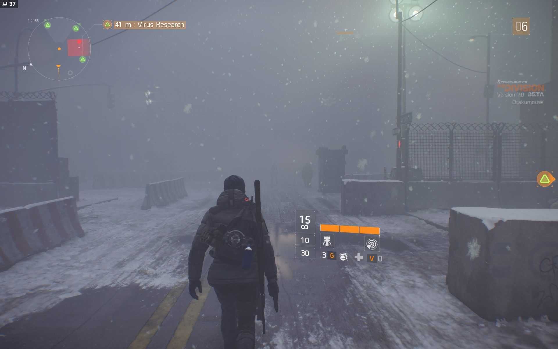 My Experience With The Division Beta (Ultra Settings) (37)