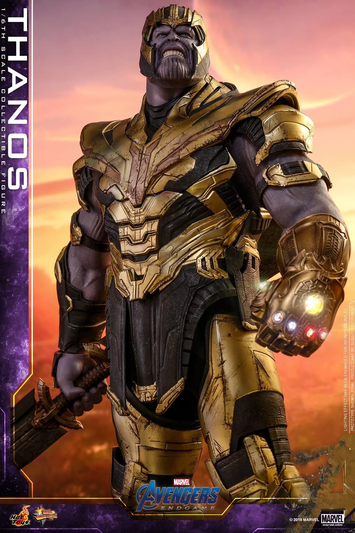 Hot Toys 1/6 Thanos (Avengers: Endgame)