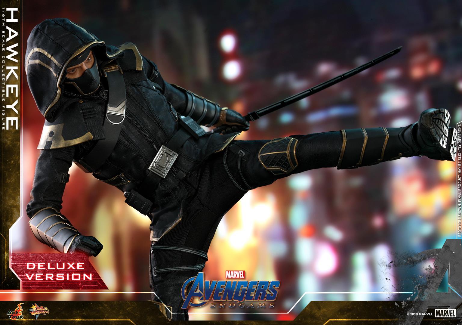 Hot Toys 1/6 Hawkeye/Ronin (Avengers: Endgame)