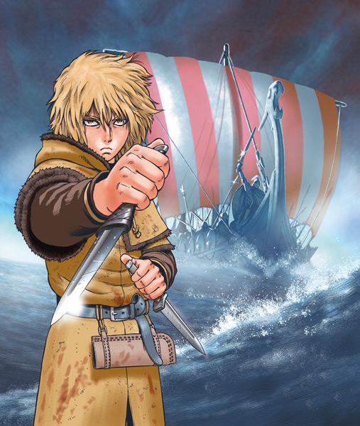 Vinland Saga ganha Kodansha Manga Awards 2012