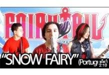 Fairy Tail 1ª abertura por The Kira Justice