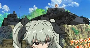 Girls & Panzer filme e OVA - trailer