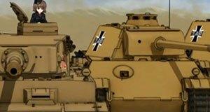 Girls und Panzer: Enkai War - trailer