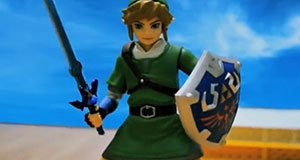 Zelda Stop Motion - Stage 1 : The Knife Lord