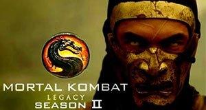 Mortal Kombat: Legacy II - toda a série aqui