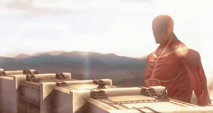 Trailer de Attack on Titan para a 3DS