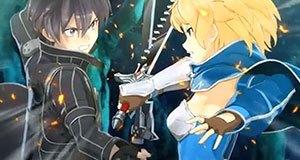 Sword Art Online: Hollow Fragment - novo trailer