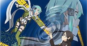 Sword Art Online II em Julho