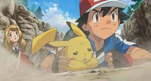 Pokémon XY - trailer do filme