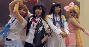 AnimeJapan 2014 em vídeo