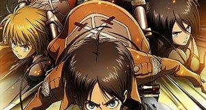 Attack on Titan vai ter dois filmes anime