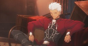 Fate/Stay Night (2014) = Unlimited Bladeworks + 2 Cours