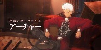 Fate/Stay Night (2014) – trailer Archer