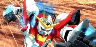 Gundam Build Fighters Try - trailer