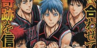 Manga de Kuroko's Basketball vai terminar