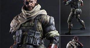 Venom Snake pela Square Enix