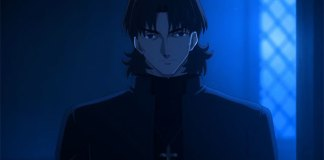 Fate/Stay Night (2014) – trailer Kirei Kotomine