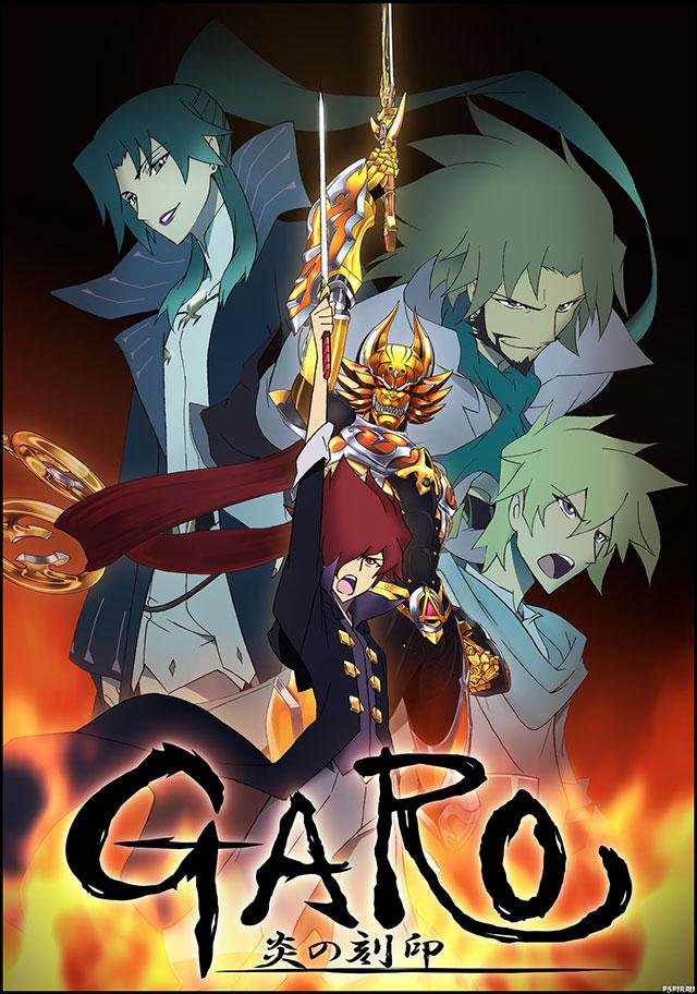Garo: Honoo no Kokuin vai ter 24 episódios