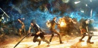 Final Fantasy XV - Screenshots