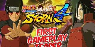 Naruto Storm 4 - Hashirama vs. Madara