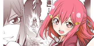 Terminou manga de Inou-Battle in the Usually Daze