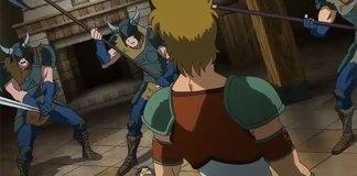 Cavaleiros do Zodíaco: Alma de Ouro - trailer completo