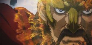 The Heroic Legend of Arslan - 7º teaser trailer