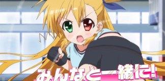 Magical Girl Lyrical Nanoha ViVid - novo trailer