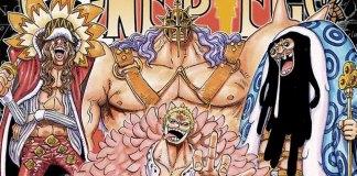 Ranking vendas manga no Japão (30 de Março a 5 de Abril)