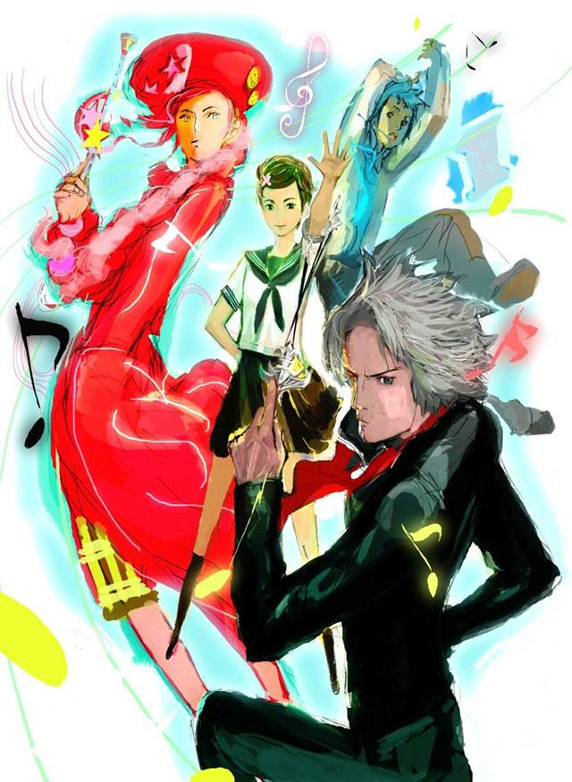Classicaloid - novo anime da Sunrise
