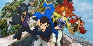Lupin III: L`avventura Italiana - imagem promocional