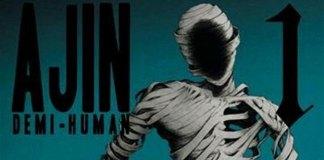 Ajin vai ser série anime