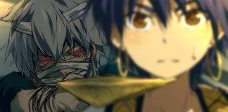 Magi: Sinbad no Bouken vai ter série anime