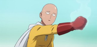 One-Punch Man - trailers