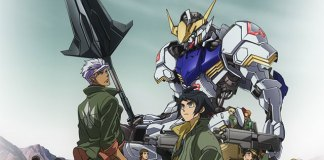 Gundam: Iron-blooded Orphans vai ter 25 episódios