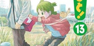Capa do 13º volume de Yotsuba&!