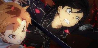 Sword Art Online vai ter filme anime