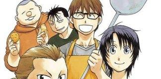 Silver Spoon - manga regressa em Janeiro