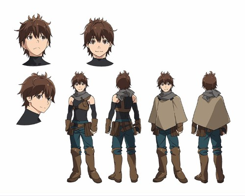 Yoshimasa Hosoya (Reiner Braun de Attack on Titan) é Haruhiro